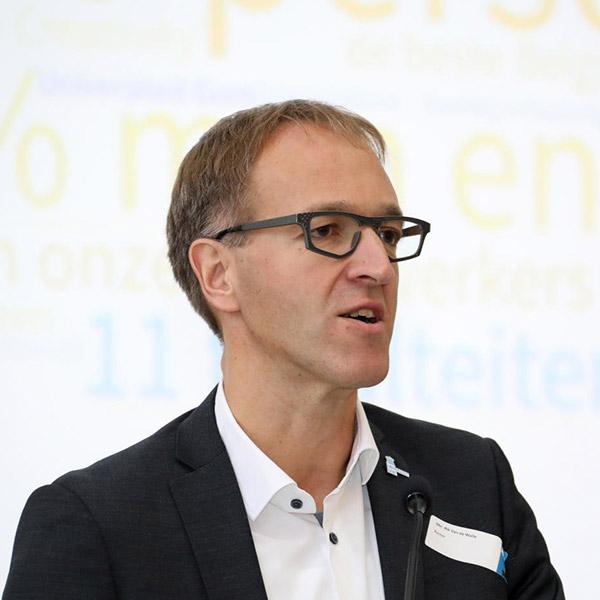 Ostend Science Park Partner - Rik Van de Walle