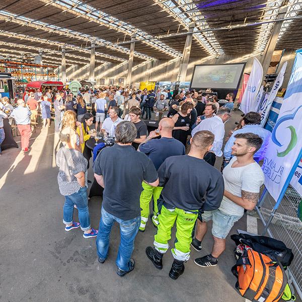 Ostend Science Park - Boosting Blue Network