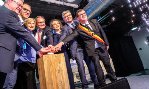 Ostend Science Park Launch