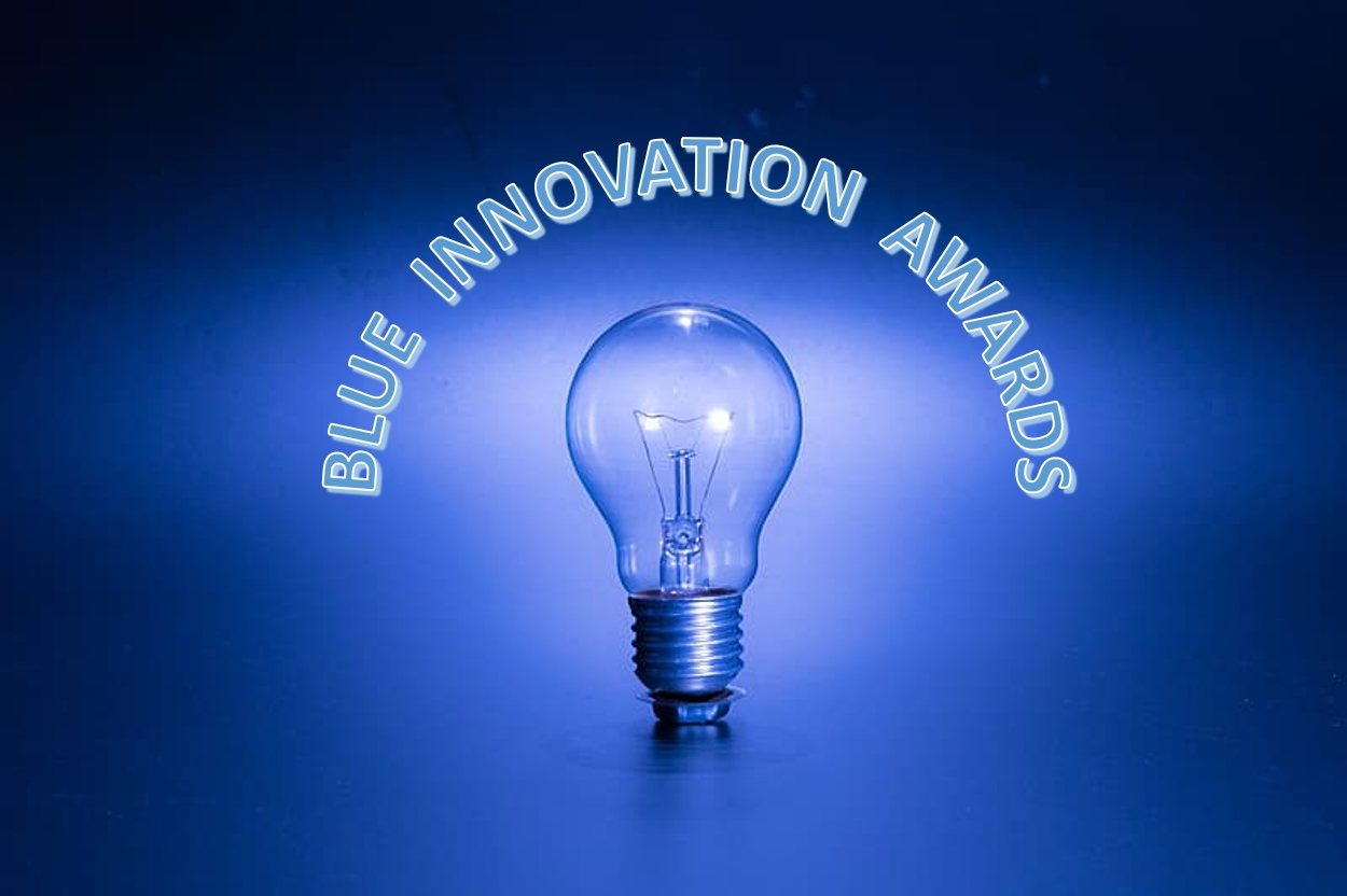 Blue innovation awards blauwe cluster